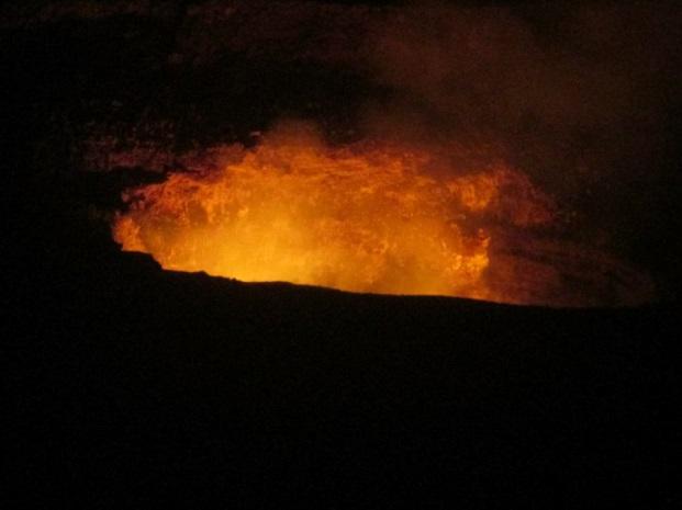 Volcano House Dinner