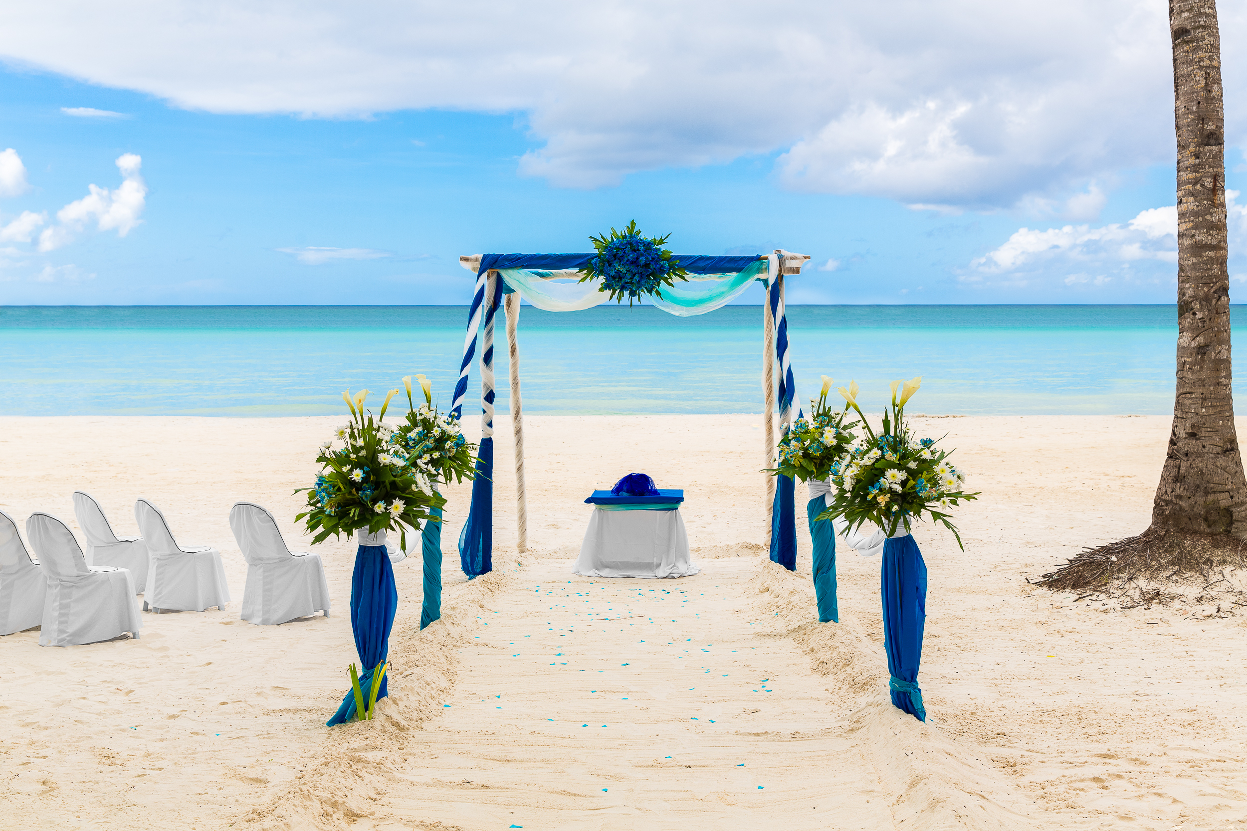 Punta Cana Destination Wedding On The Beach