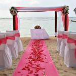 Destination wedding scene 10
