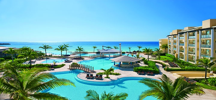 Now Resorts Amp Spas Mexico Amp Caribbean