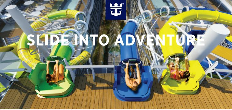 RCL Slide Into Adventure