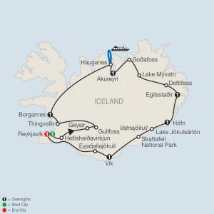Iceland-Adventure-map