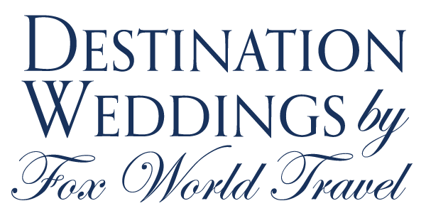Destination Weddings by Fox World Travel