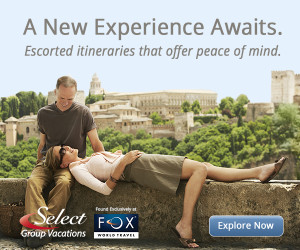 Select Group Vacations Ad