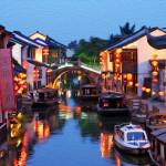 Suzhou in China