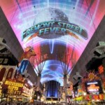 """Fremont Street Experience presents """"Summer of the '70s"""" 6/4/10."""