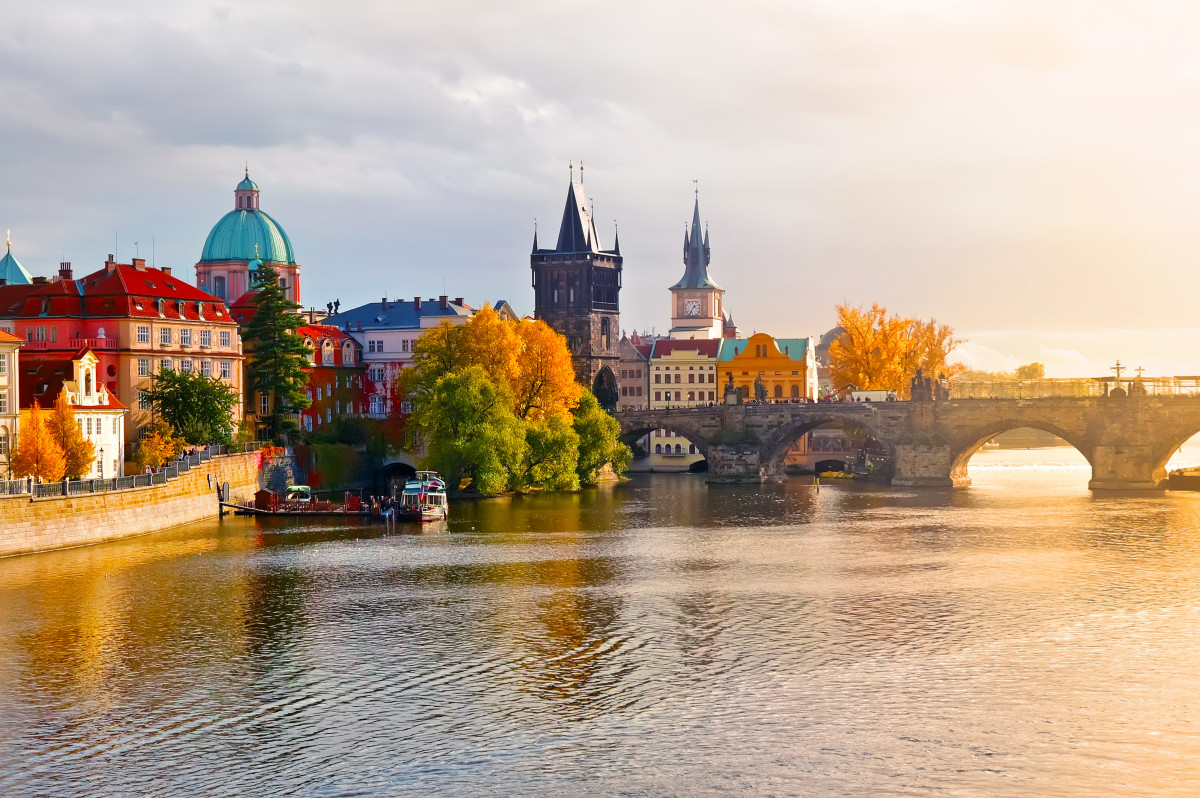 Treasures of Italy - Prague