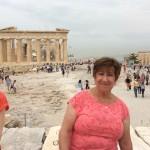 Carol in Athens