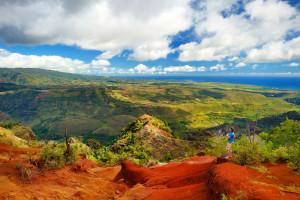 waimea canyon kauai