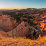 Capitol Reef and Bryce Canyon