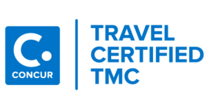 Travel Certified Travel Management Company with Concur