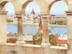 Treasures of Italy - Budapest