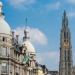 Church Our Lady Antwerp