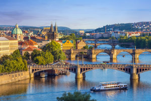 Treasures of Italy - Prague bridges