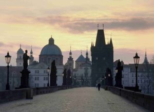 Treasures of Italy - Prague bridge