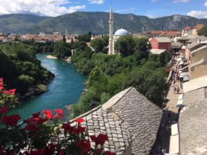 Croatia and Bosnia Vacation