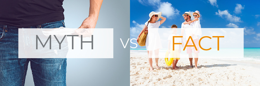 Travel Myths vs Facts
