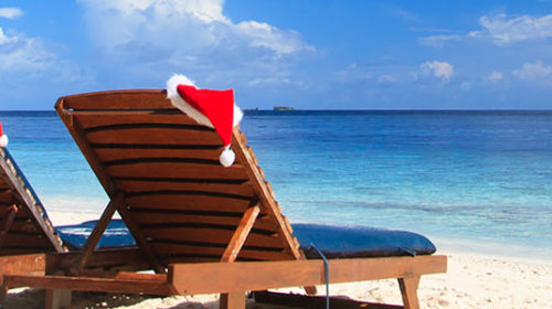 Caribbean Bliss for the Holidays
