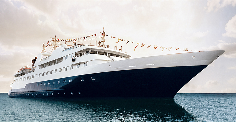 Celebrity Xpedition on Galapagos Cruise