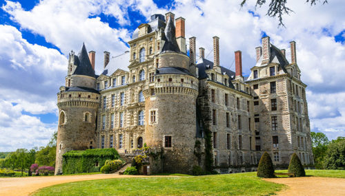 Haunted Destinations - Château de Brissac