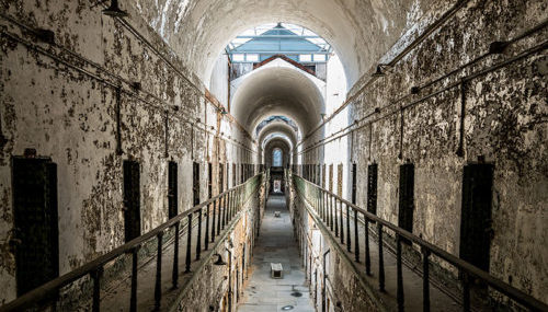 Haunted Destinations - Eastern State Penitentiary