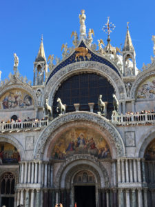 St. Mark's Square Italy Tour