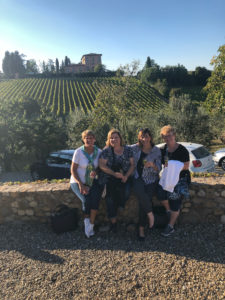 Fox Group Tuscany Vineyard Italy Tour