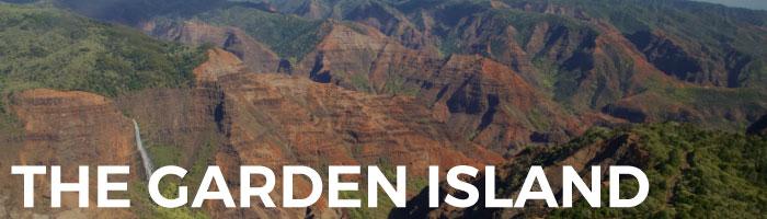 Hawaiian Islands - Kauai, The Garden Island