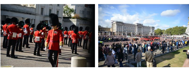 Buckingham Palace in Europe
