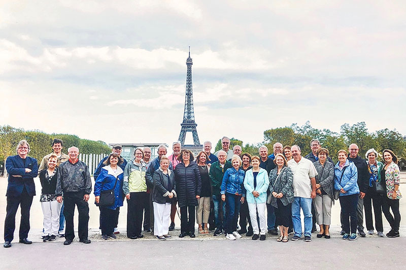 Fox World Travel Group Vacations in Europe