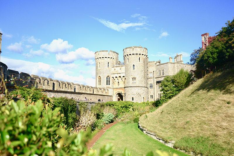 Windsor Castle in Europe