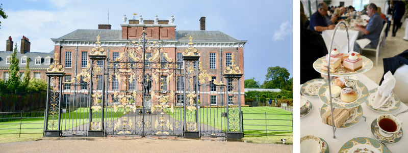 Kensington Palace in Europe