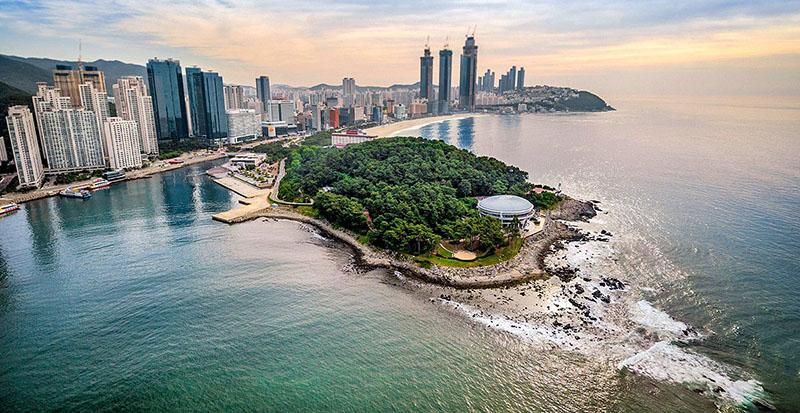 Bounty in Busan in South Korea
