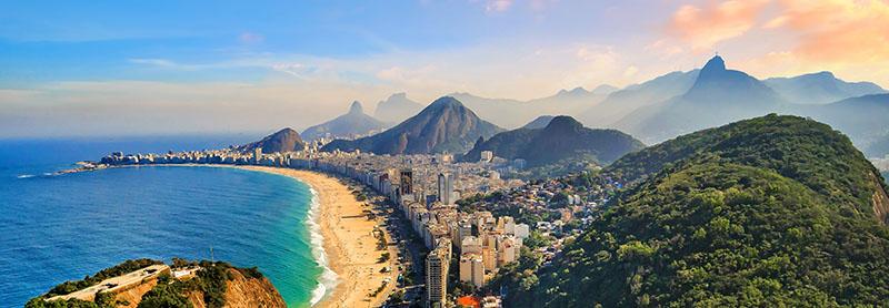 Google Earth Scavenger Hunt - Brazil