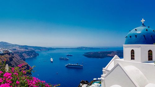 Discover Greece by Cruise