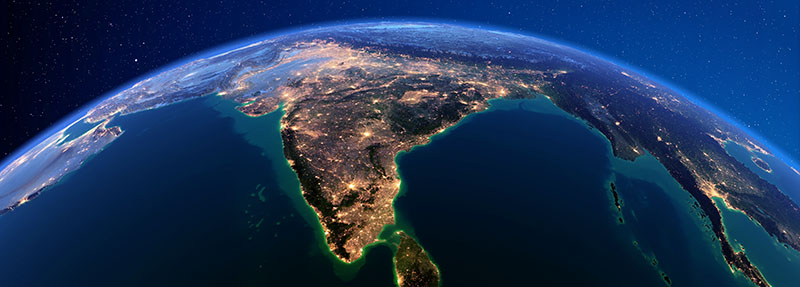 Google Earth Scavenger Hunt - India