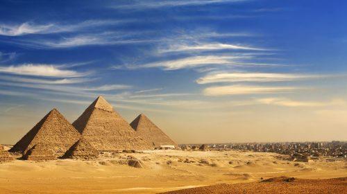 Google Earth Scavenger Hunt – Egypt