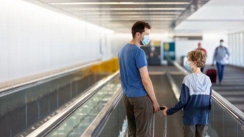 Health Passports. Robots That Clean Airports. Masks Worn…Everywhere. The Future is Now.