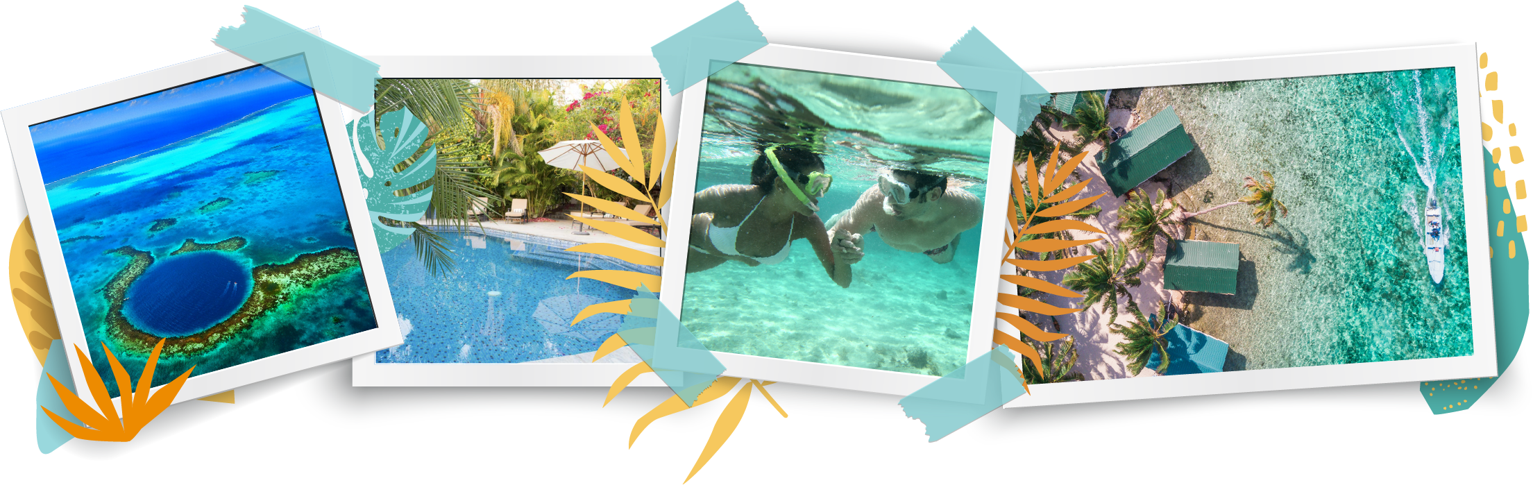 Honeymoon in Belize with Fox World Travel