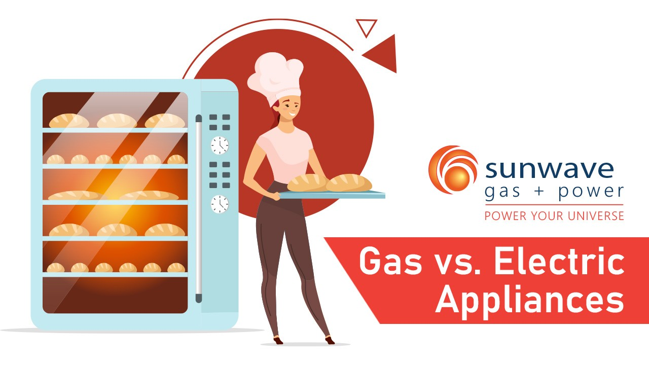 Gas vs Electric Appliances