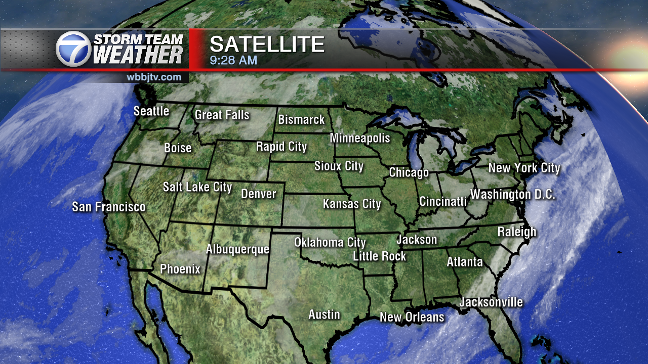 Boise Weather Map.Maps Wbbj Tv