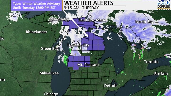 Severe Weather Alerts - 9 & 10 News