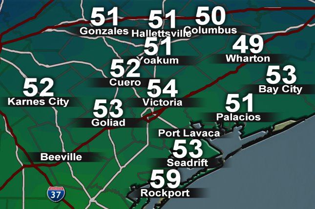 Local Temperatures