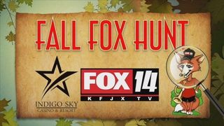 Fall Fox Hunt Clues and Winners