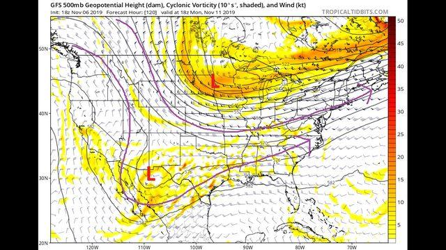 Wednesday night/Thursday AM Blog:  The pattern picks up!