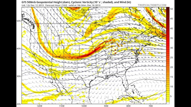 Thursday Blog:  Pattern is really picking up