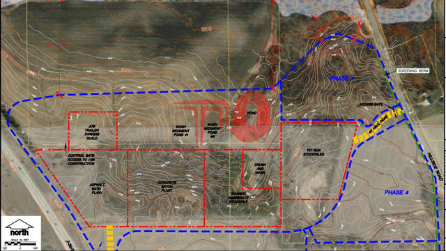 Town board holds special meeting to discuss mineral extraction proposal