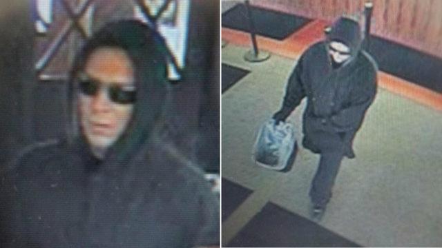 Monroe police release bank robbery surveillance video