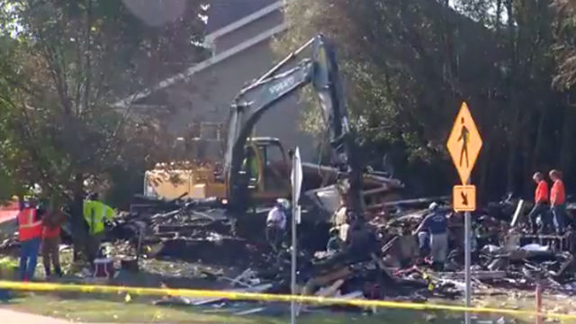 Man accused of killing wife, home explosion planned to marry Russian woman, search warrant shows