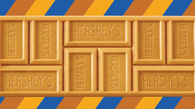 Hershey's offers its 1st new bar in 20 years